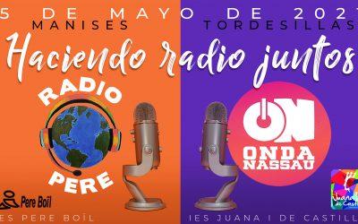 Onda Nassau y Radio Pere: haciendo radio juntos